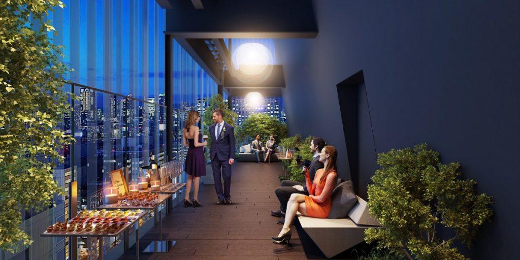 「ホテルロイヤルクラシック大阪」、新歌舞伎座跡地に12月1日開業